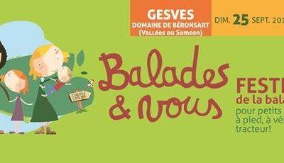 """Le GAL participait à """"Balade et vous"""""""