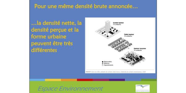 Atelier «densification en milieu rural»