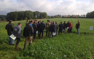 """Séance d'infos """"Autonomie énergétique"""" pour les agriculteurs"""