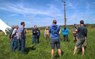 Séance d'info sur la gestion des prairies