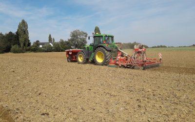 Accompagnement personnalisé des agriculteurs du territoire