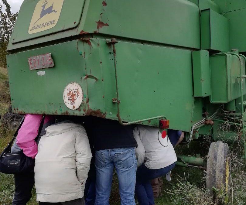 Dernière sortie pour les guides agricoles