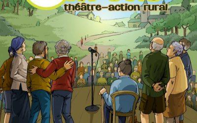 """Théâtre """"Seniors & Vous"""" : à la rencontre de la parole des personnes âgées de nos villages !"""