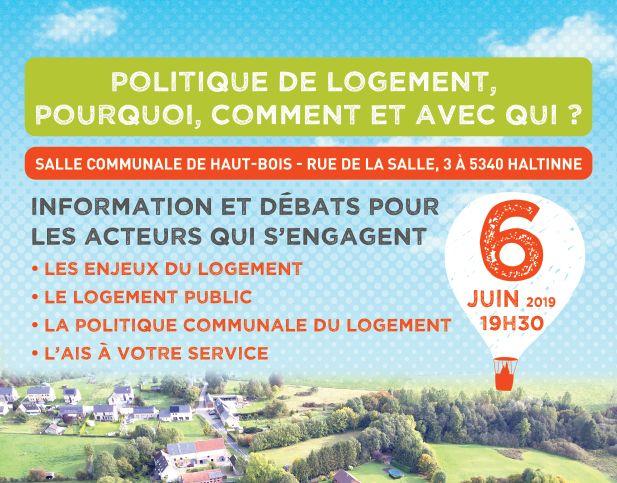 « POLITIQUE DE LOGEMENT, POURQUOI, COMMENT ET AVEC QUI ? »