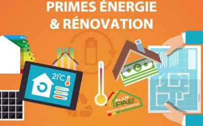 Ne dites plus primes énergie, dites primes logement!