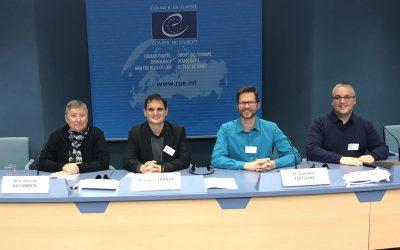 Le Conseil de l'Europe met le GAL à l'honneur, une nouvelle fois