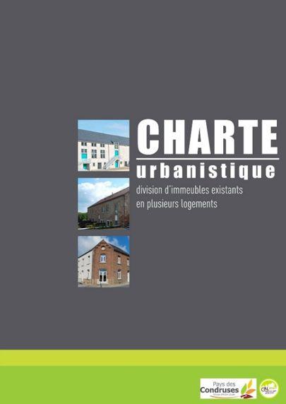 En préparation : Une charte urbanistique relative à la division d'immeubles en plusieurs logements
