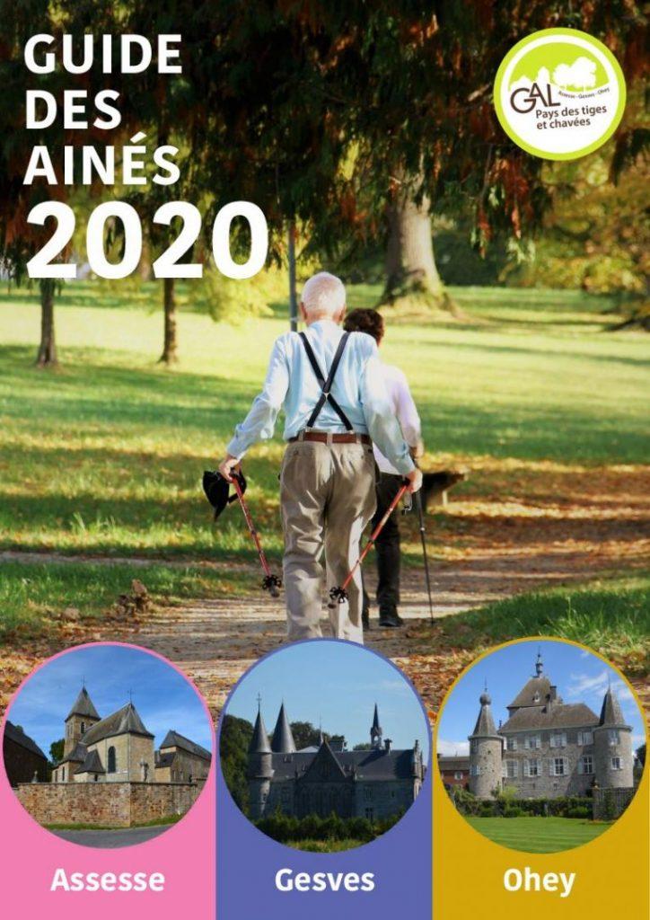 Le Guide des Aînés GAL 2020 est maintenant disponible