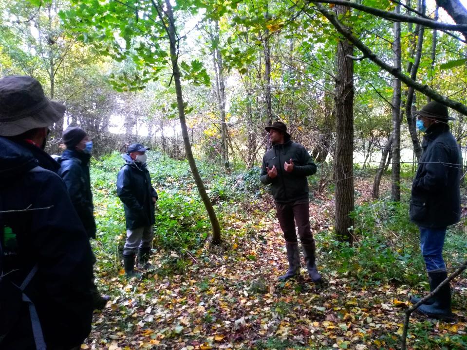 Association Forestière: première rencontre !