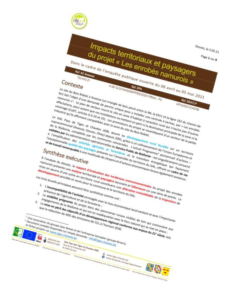 Une analyse paysagère et territoriale du Bois Robiet
